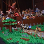 """[FAMA BULLE 2018] Castle Diorama • <a style=""""font-size:0.8em;"""" href=""""http://www.flickr.com/photos/97678347@N03/45957703021/"""" target=""""_blank"""">View on Flickr</a>"""