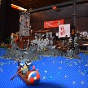 """[FAMA BULLE 2018] Castle Diorama • <a style=""""font-size:0.8em;"""" href=""""http://www.flickr.com/photos/97678347@N03/45908345062/"""" target=""""_blank"""">View on Flickr</a>"""
