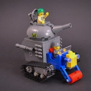 """Wacky Races - Army Surplus Special • <a style=""""font-size:0.8em;"""" href=""""http://www.flickr.com/photos/36742599@N05/30793445663/"""" target=""""_blank"""">View on Flickr</a>"""