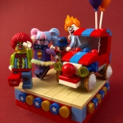 """Clown car • <a style=""""font-size:0.8em;"""" href=""""http://www.flickr.com/photos/36742599@N05/39863694963/"""" target=""""_blank"""">View on Flickr</a>"""