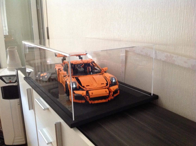 Vitrine Porsche